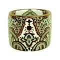 Rafaela Porcelain Napkin Rings (Set of 4)
