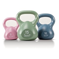 Impex Marcy 30 lb Kettle Weight Set