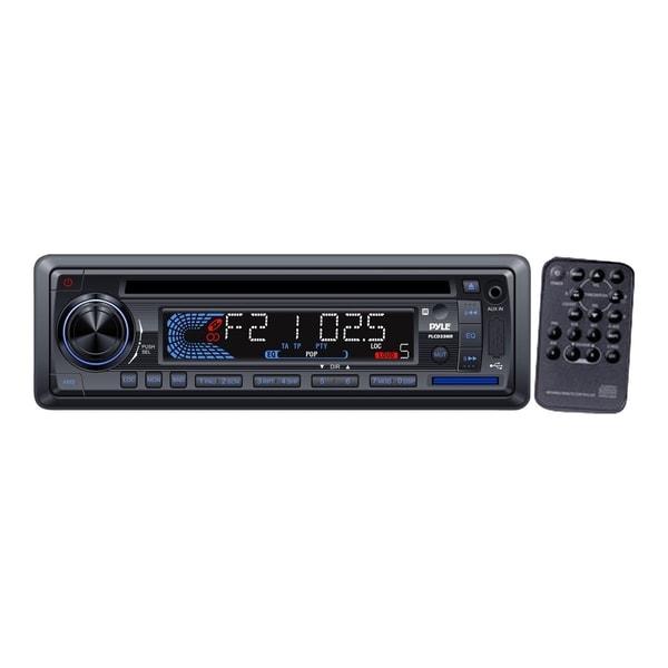 Pyle PLCD33MR Marine CD/MP3 Player - 200 W RMS - Single DIN