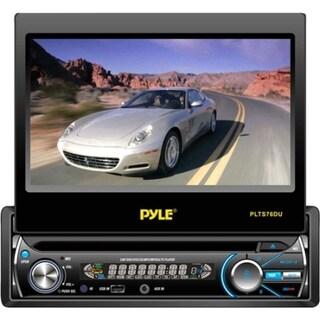 "Pyle PLTS76DU Car DVD Player - 7"" LCD - 320 W - Single DIN"