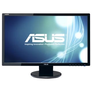 "Asus VE248Q 24"" LED LCD Monitor - 16:9 - 2 ms
