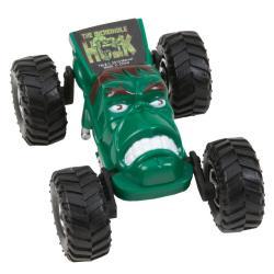 Marvel Regener8r 1:64 Scale Hulk Head Toy Car