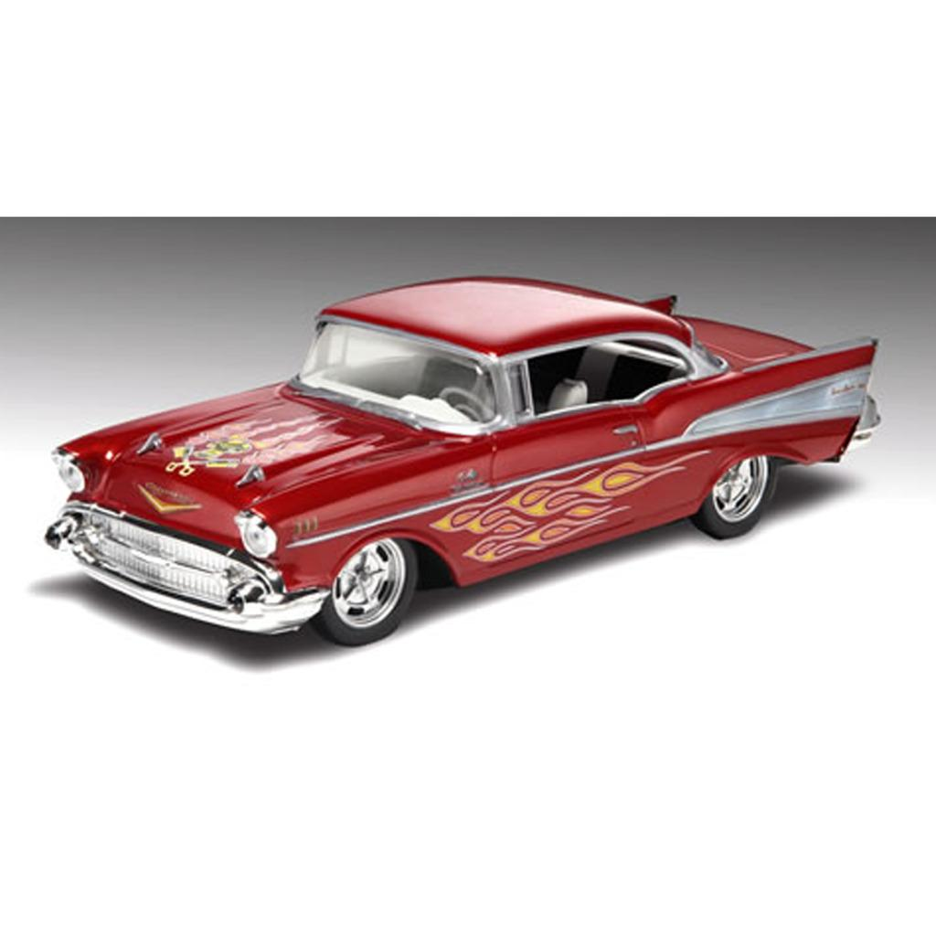 Revell 1 25 scale 1957 chevy bel air model