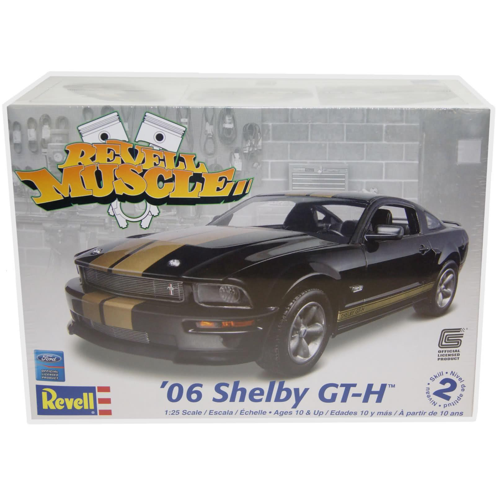 Revell 1:25 Scale 2006 Shelby GT Model