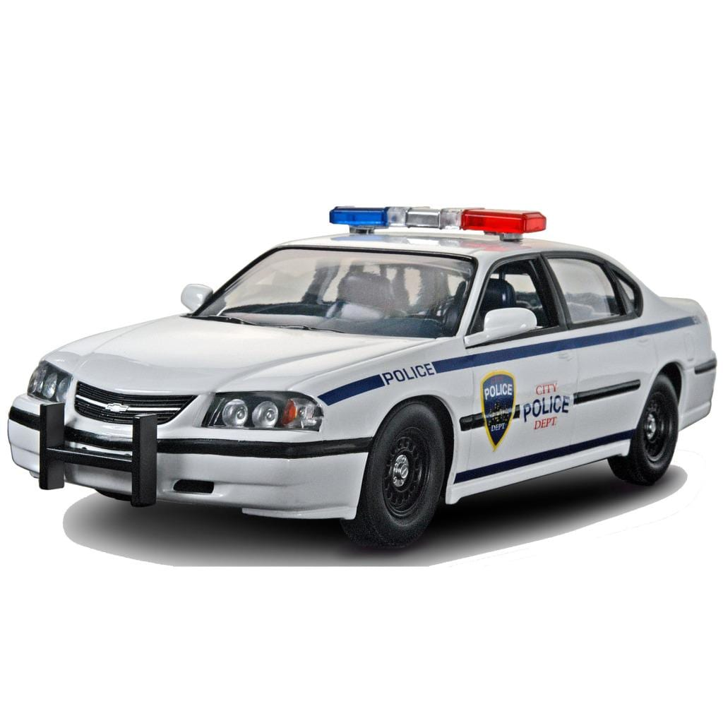 Revell 1:25 Scale 2005 Chevy Impala Police Model