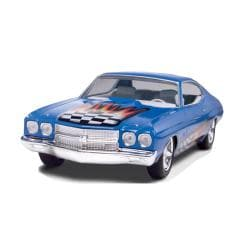 Revell 1:25 Scale 1970 Chevelle SS 454 Model - Thumbnail 0