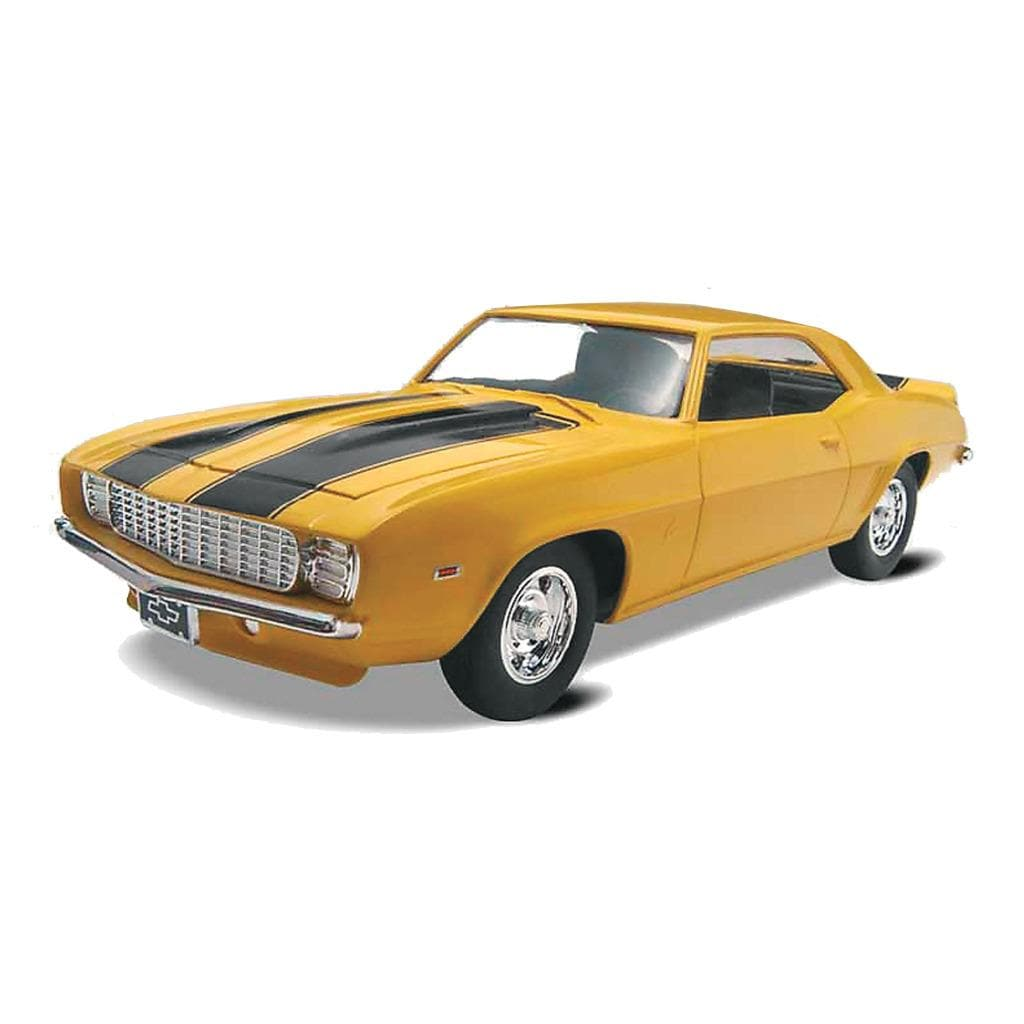 Revell 1:25 Scale 1969 Camaro Z28 Model