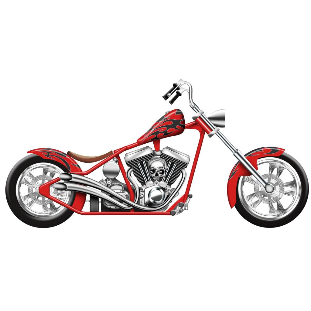 Revell 1:12 Scale Crusader Chopper Model Motorcycle