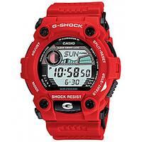 Casio Men's G-Shock 'Rescue' Red Digital Sport Watch