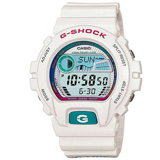 Casio Men's G-Shock 'G-Lide' Digital Tide and Moon Data S...