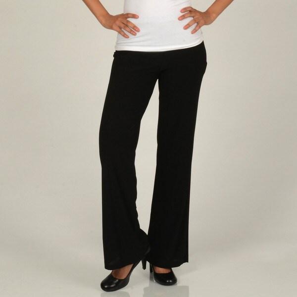 AnnaLee + Hope Women's Jersey Slim Pant