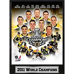 NHL 2011 Boston Bruins Stanley Cup Champions Ready-to-hang Plaque https://ak1.ostkcdn.com/images/products/6053758/NHL-2011-Boston-Bruins-Stanley-Cup-Champions-Ready-to-hang-Plaque-P13730191.jpg?impolicy=medium