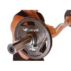 CAP Barbell 45 lb Olympic Grip Plate - Thumbnail 1