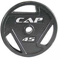 CAP Barbell 45-pound Olympic Grip Plate