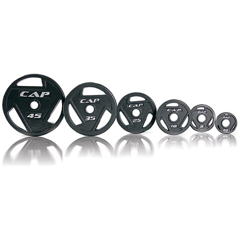 CAP Barbell 25 lb Olympic Grip Plate