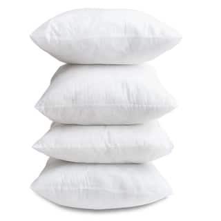 Hypoallergenic 18-inch Decor Pillow Inserts (Set of 4)|https://ak1.ostkcdn.com/images/products/6053794/P13730212.jpg?impolicy=medium