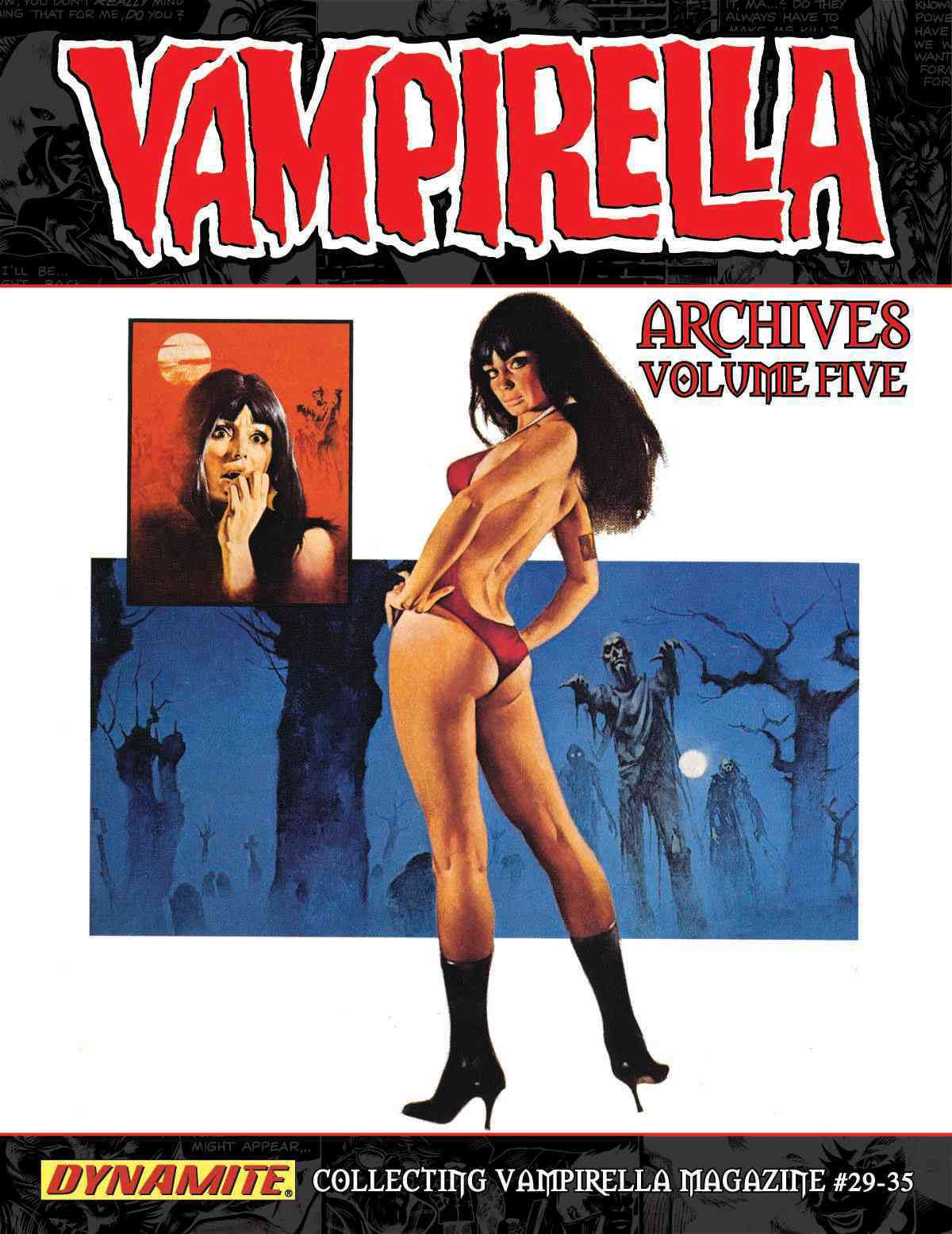 Vampirella Archives 5 (Hardcover)