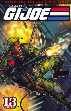 Classic G.I. Joe 13 (Paperback)