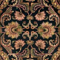 Safavieh Handmade Delhi Navy/ Gold Wool Rug - 6' x 9'