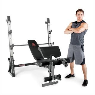 Marcy Olympic Workout Bench|https://ak1.ostkcdn.com/images/products/6055057/P13731362.jpg?impolicy=medium