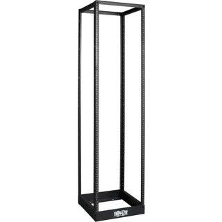 Tripp Lite 45U 4-Post Open Frame Rack Cabinet Threaded 12-24 Mounted