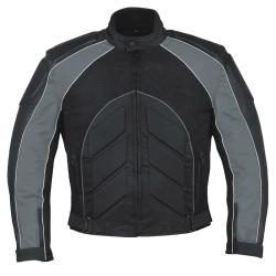 Mossi Men's Elite Motorcycle Jacket (Option: Xl)|https://ak1.ostkcdn.com/images/products/6055224/76/56/Mossi-Mens-Elite-Motorcycle-Jacket-P13731374.jpg?impolicy=medium