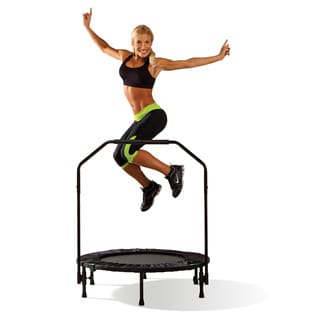 Marcy 40-inch Cardio Trampoline Trainer