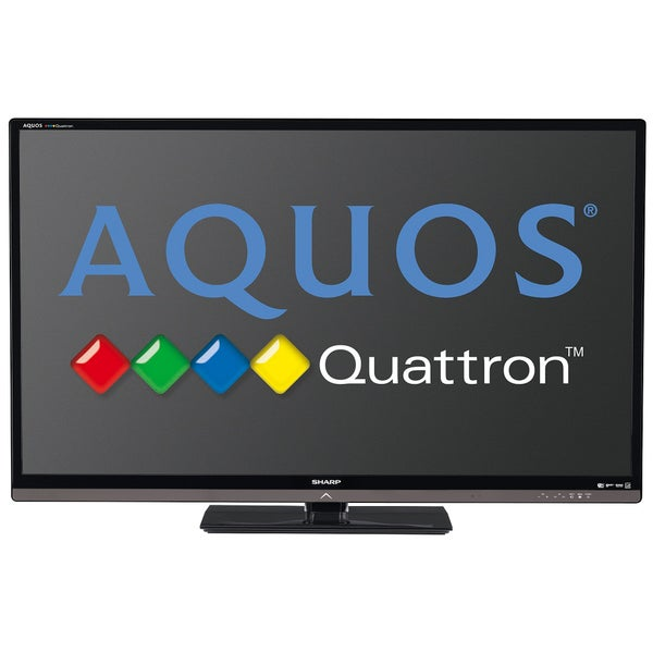 Sharp LC60LE830U AQUOS 60-inch 1080p 120Hz LCD TV (Refurbished)