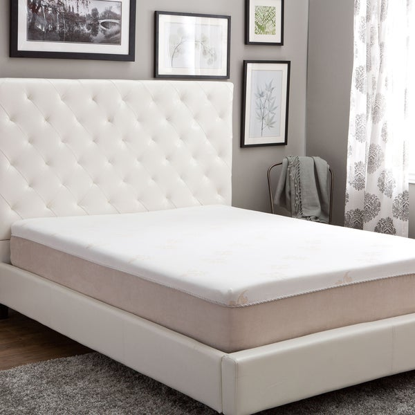 Grande Hotel Collection Posture Support 11-inch Queen-size Trizone Memory Foam Mattress
