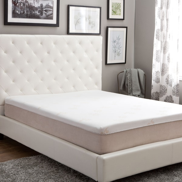 Grande Hotel Collection Trizone Memory Foam 11-inch Queen-size Posture Support Mattress