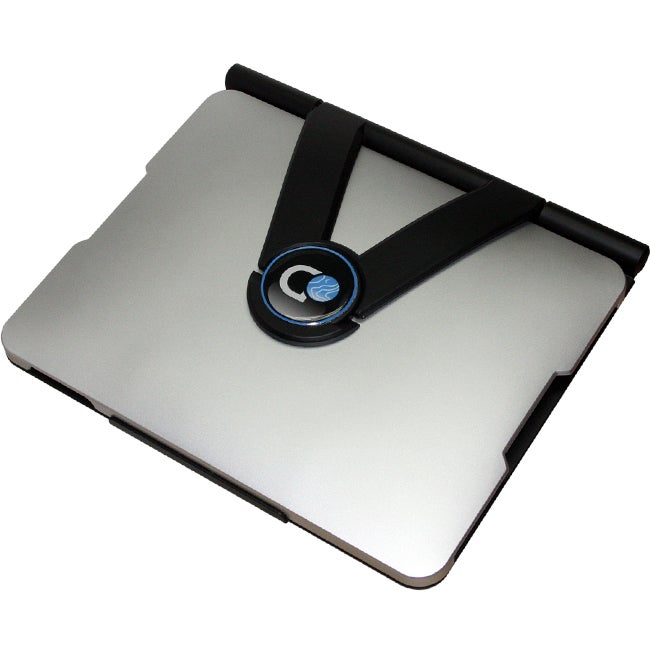 Discovery Rotating Professional Silver iPad Case