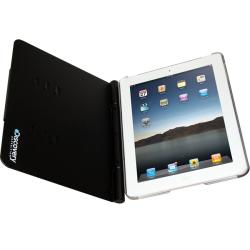 Discovery Rotating Professional Silver iPad Case - Thumbnail 1