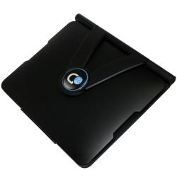 Discovery Rotating Professional Black iPad Case