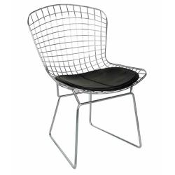 Thumbnail 1, Wire Dining Chair (Set of 4).