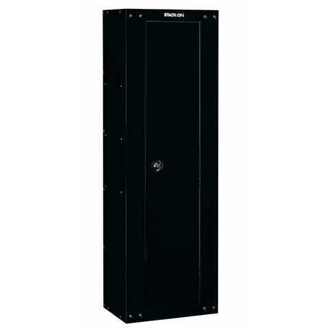 Stack-On 8 Gun Ready-to-assemble Steel Security Cabinet