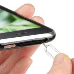 INSTEN SIM Card Eject Pin for Apple iPhone/ iPad