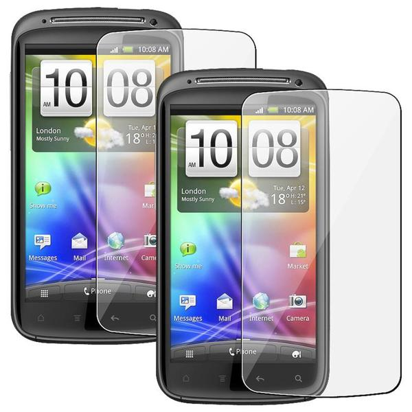 Screen Protector for HTC Sensation 4G (Pack of 2)