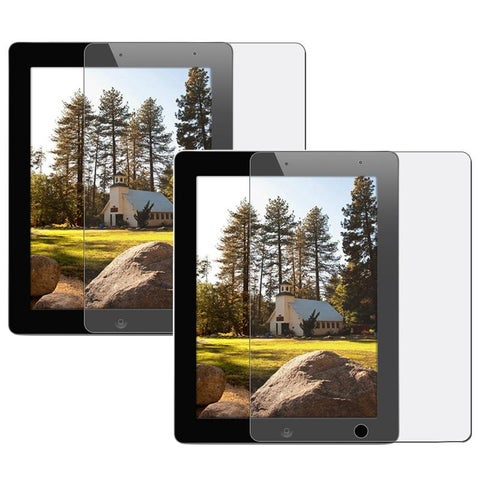 Anti-glare Screen Protector for Apple iPad 2 (Pack of 2)