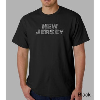 Link to Los Angeles Pop Art Men's Cotton New Jersey T-shirt Similar Items in Shirts