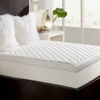 LoftWorks Top Reversible Medium Firm or Soft King Size 12 Inch Memory Foam Mattress