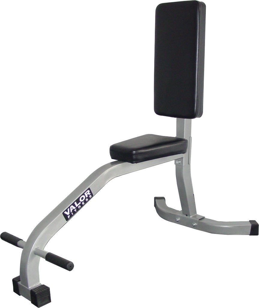 Valor Fitness DG-2 Stationary Workout Bench - Thumbnail 0