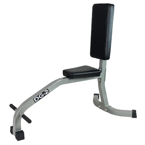 Valor Fitness DG-2 Stationary Workout Bench