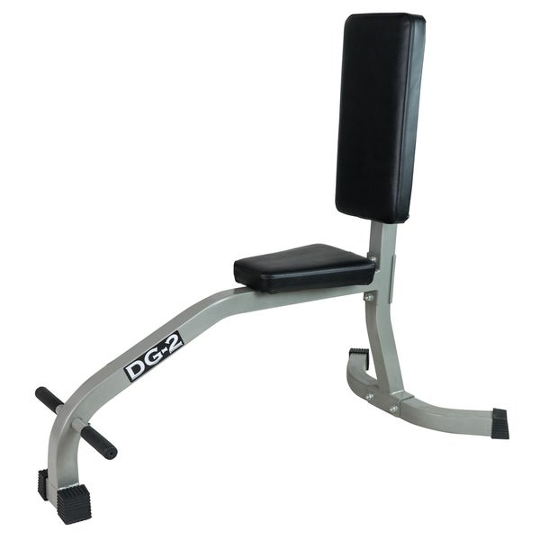 Valor Fitness DG-2 Stationary Workout Bench. Opens flyout.