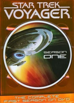 Star Trek: Voyager The Complete First Season (DVD)