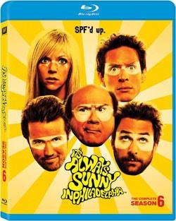 It's Always Sunny In Philadelphia Season 6 (Blu-ray Disc)