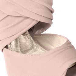 Journee Collection Women's 'Verdict-15' Pleated Platform Heels