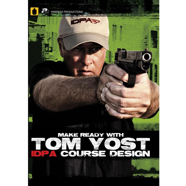 Make Ready with Tom Yost: IDPA Course Design DVD