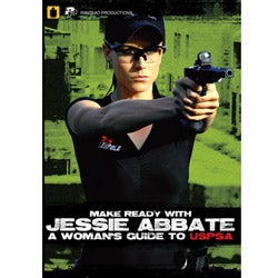 Make Ready with Jessie Abbate: A Woman's Guide to USPSA DVD