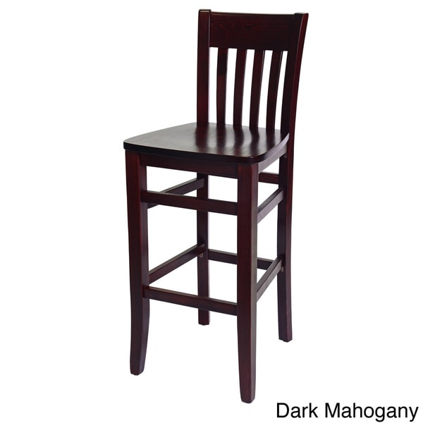 Jacob 43-inch Beechwood Barstool - Free Shipping Today - Overstock.com - 13734637  sc 1 st  Overstock.com : beech wood bar stools - islam-shia.org