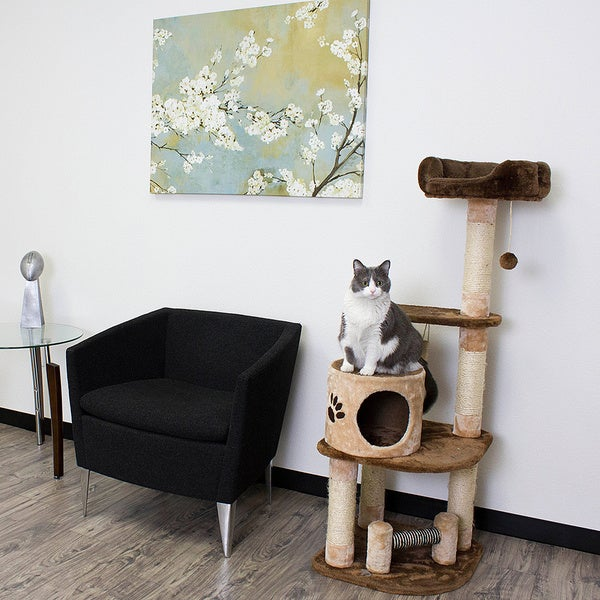 Kitty Mansions Florence Cat Tree